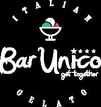 Bar Unico with gelato bike